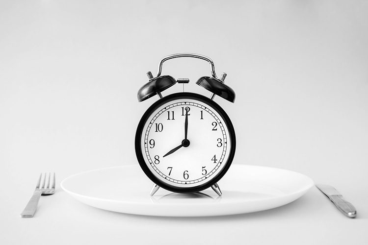 Blue, Breakfast, Clock, Concepts, Plate